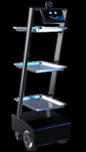 Waiter tima robot